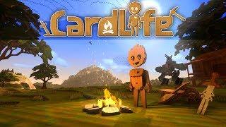 Cardlife #01 | Eine Welt aus PAPPE?! | Gameplay German Deutsch thumbnail
