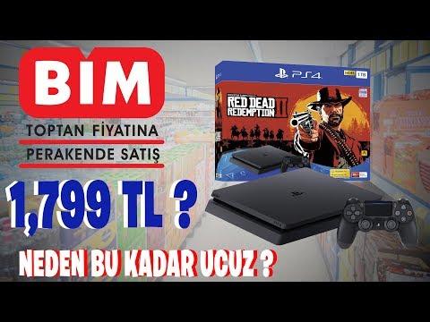 BİM'de satılacak PS4 Neden Bu Kadar Ucuz ? Alınır mı ? Normal PS4'den farkı nedir ?