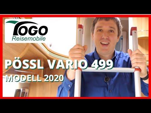 ❤️❤️ ULTRA-KOMPAKT: PÖSSL VARIO 499 | 2020