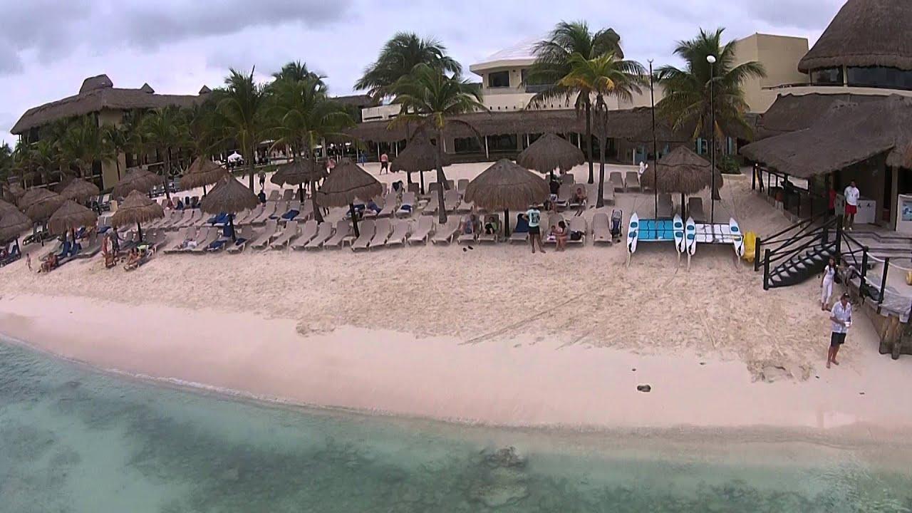 Catalonia Yucatan Mexico Beach Shot