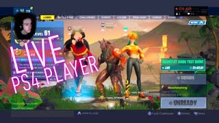 FORTNITE STAGE 3 HYBRID SKIN LIVE PS4 (use code Microfibers)