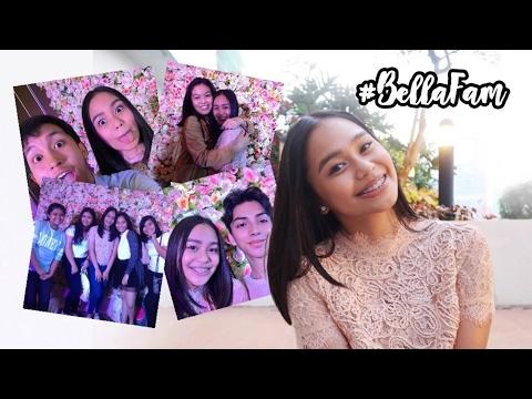 Vlog #19: Meeting my #BellaFam! | ThatsBella