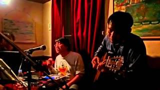 あすなろ白書(マッチ・D山田)のライブ 2015.12.19 高円寺グッドマン...