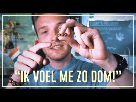 Bastiaan eats spacecake (cannabis / THC) | Drugslab