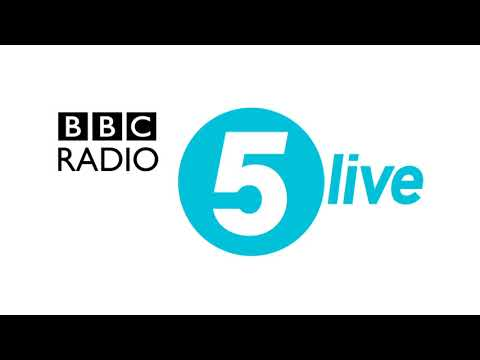 BBC Radio 5 Live - 2016 Top Of Hour Rebranding