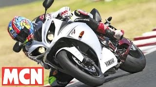 MCN Roadtest:  2009 Yamaha R1 tested