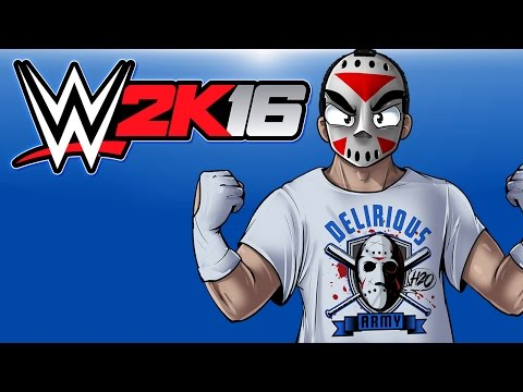 WWE 2K16 - 1v1 Match (Bryce Vs Delirious) 2 Matches!