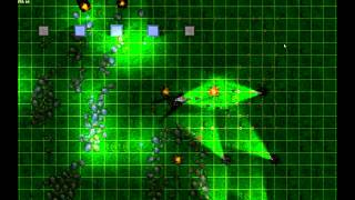 BattleTanks - Freepascal, ZenGL, Chipmunk. 3-ий ролик.