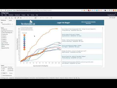 Tableau Extension Demo - Export Data to Excel