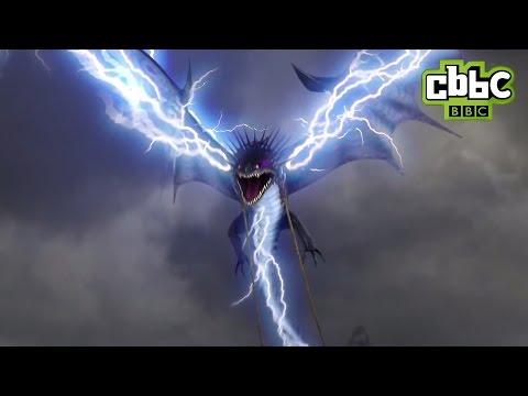 CBBC: Dragons Defenders of Berk - Battle for the Skrill