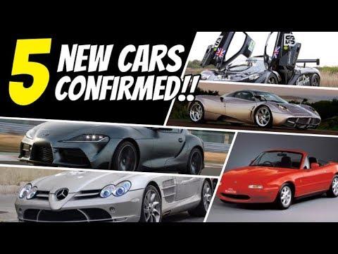 *HUAYRA* + *SLR* returning in GT SPORT!! (5 New Cars for 1.34!!) thumbnail