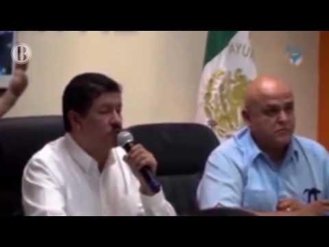 Destituye cabildo de La Paz al secretario general Isidro Ibarra Morales