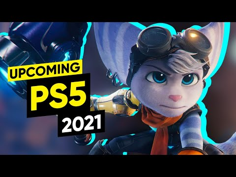 Ucoming ps5 2021 games