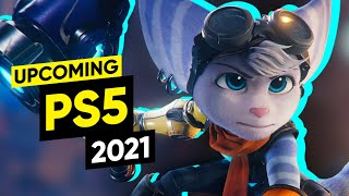 Top 25 Upcoming PS5 Games for 2021 and Beyond