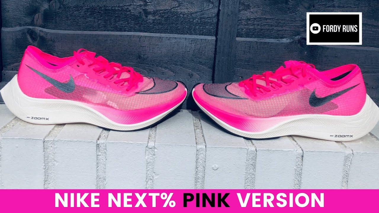Nike Zoomx Vaporfly Next Percent - YouTube