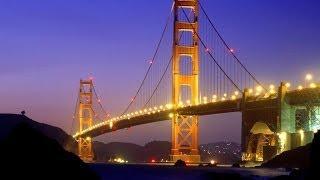#64. Сан-Франциско (США) (супер видео)(Самые красивые и большие города мира. Лучшие достопримечательности крупнейших мегаполисов. Великолепные..., 2014-07-01T00:06:30.000Z)