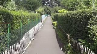 Дачные участки, Дачи в Германии, Кайзерслаутерн / Gartenanlage Kaiserslautern (2012)