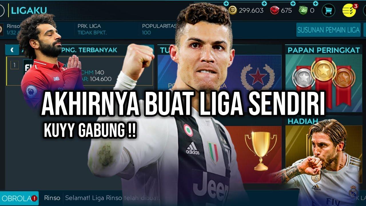 BURUAN GABUNG!! || KITA BUAT LIGA!! || FIFA MOBILE INDONESIA