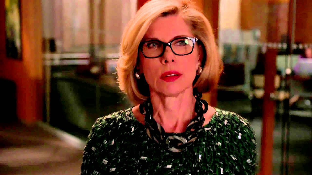Diane Lockhart The Good Wife We Follow Law 5x04