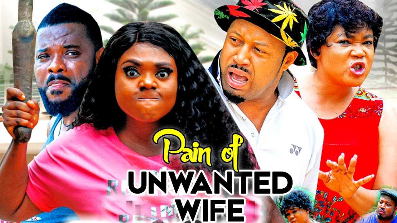 Download PAIN OF UNWANTED WIFE , Complete 1&2- Rachael Okonkwo/Emeka Enyiocha 2021 Blockbuster movie 2021