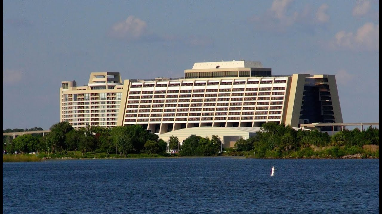 Bay Lake Tower at Disneys Contemporary Resort  Walt