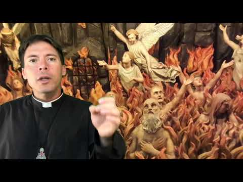 Watch This Video And You'll Never Want To Go To Purgatory - Fr. Mark Goring, CC