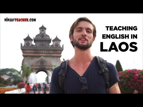 Teaching English in LAOS: Salary, Requirements And How To Get A Job
