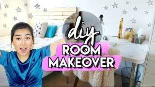 DIY EXTREME ROOM MAKEOVER/TRANSFORMATION (Room Makeover Part 1) | JENerationDIY