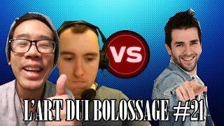 L'ART DU BOLOSSAGE #21 - LRB & ALDERIATE VS SKYYART!