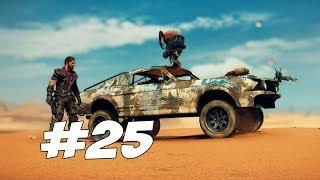 ЖЕСТКАЯ ГОНКА С ПОМОЙКОЙ - Mad Max - Прохождение #25