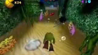 Pac-Man World 2 (PC) - Scuba Duba (100%)