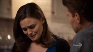 Booth & Brennan [ heavy moments - season 8 ] - so cold