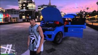 TEST Baller LE blindé GTA 5 online PS4