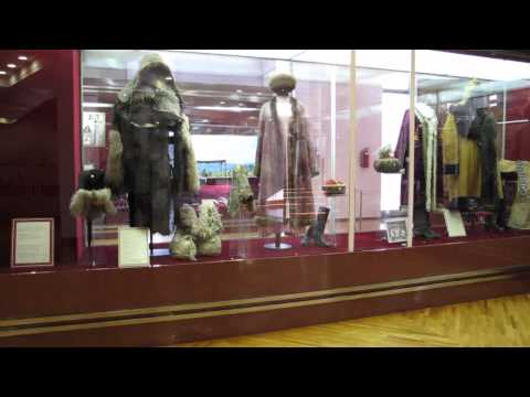 Central State Museum of the Republic of Kazakhstan - Kazakhstan