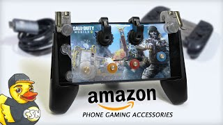 Mobile Gaming Accessories From Amazon!!!