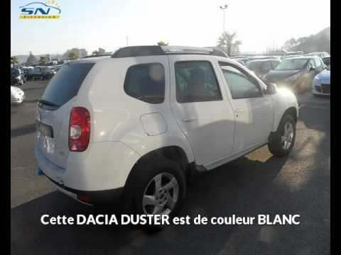 annonce de dacia duster occasion du mandataire auto sn diffusion youtube. Black Bedroom Furniture Sets. Home Design Ideas