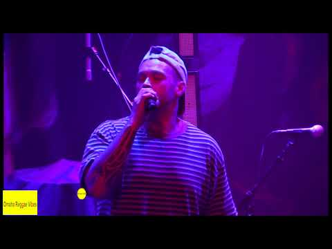 Sammy J- Reggae Artist on Omaha Reggae Vibes Interview & performance
