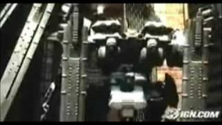 Armored Core 4 trailer