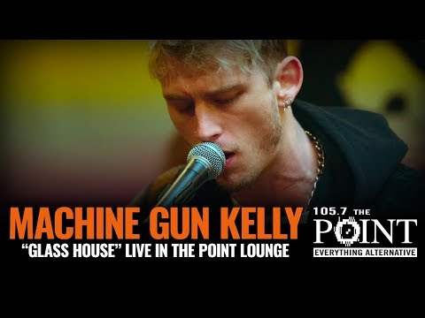 Machine Gun Kelly - Glass House (LIVE) Intimate Point Lounge Performance