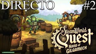 Vídeo SteamWorld Quest: Hand of Gilgamech