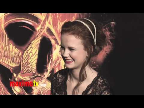 mackenzie lintz hunger games scene - photo #3