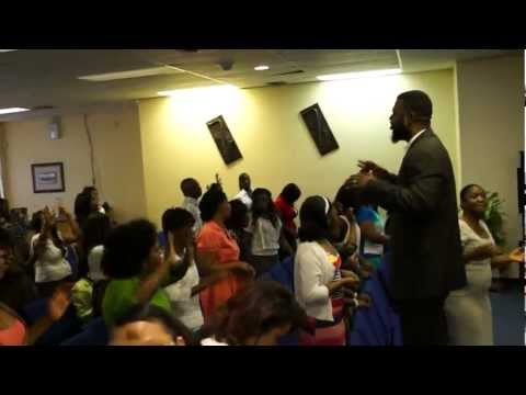 Adoration @ The Lord's House Ministry ~ 7.29.12