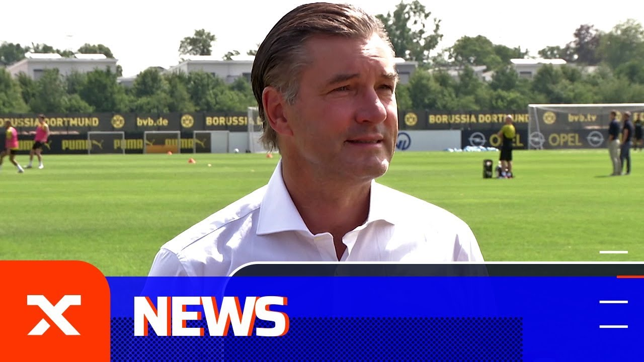 Michael Zorc über Arjen Robben, die Hummels-Rückkehr und Meisterträume | Borussia Dortmund | SPOX