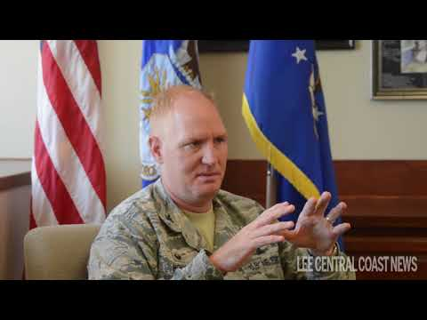 Full interview with Col. Michael Hough, commander of the 30th Space Wing at VAFB