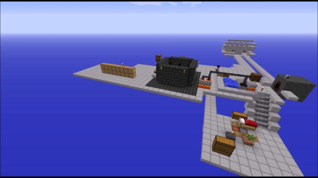 how to build a smeltery infinity evolved