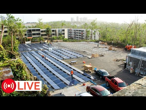 Tesla Puerto Rico Story Getting Interesting and New Boring Tunnels! Teslanomics Live Oct 30th 2017