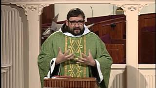 Daily Catholic Mass - 2016-02-08 - Fr. Leonard