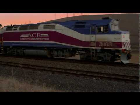 ACE Rail Commercial