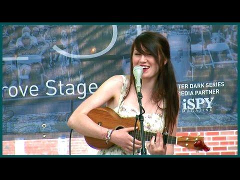"Olivia Millerschin,  Ann Arbor Summer Festival ""She's Got It All"""