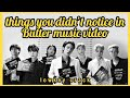 Bts Things You Didn't Notice In Butter